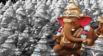 vinayagar chathurhi festival celebration