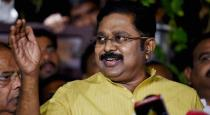 ttv Dhinakaran talk about AMMK silent