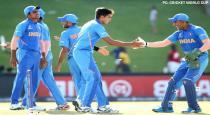 U19 worldcup india beat pakistan in semifinal