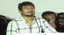 DR Balu talk about udhayanithi