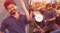 cricket player david warner dance to vaathi coming song video viral