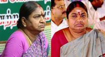 TN ex minister valarmathi corono test positive
