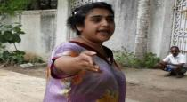 vanitha talking angry about vijayakumar