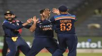 india won engaland in first one day