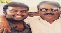 vijayakanth son in politics