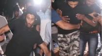 telugu-actor-vijay-devarakonda-lost-his-balance-while-w