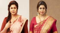 Rasaththi serial actress visithra