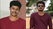 vijay son dance video viral