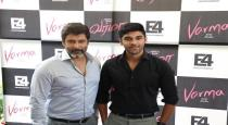 vikram-sister-son-act-in-new-movie