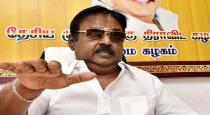 vijayakanth return to home