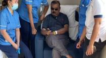 vijayakanth-watch-movie-with-nurse