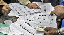 TN election rules for voters about evm machine