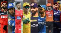 IPL points table up to 40th match