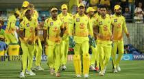 Three changes in chennai next match against to delhi
