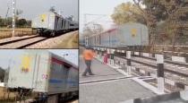 Sathapthi trani running backward viral video