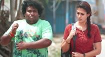 Comedy actor yogi babu one day salary