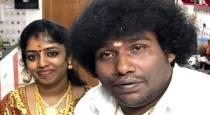 Actor yogi babu invite CM And deputy CM for reception