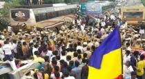 PMK Protest issue