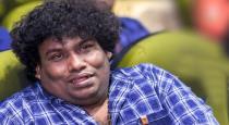 yogibabu love with anjali in new movie