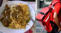 Man lost 50 thousands ordering chicken biriyani